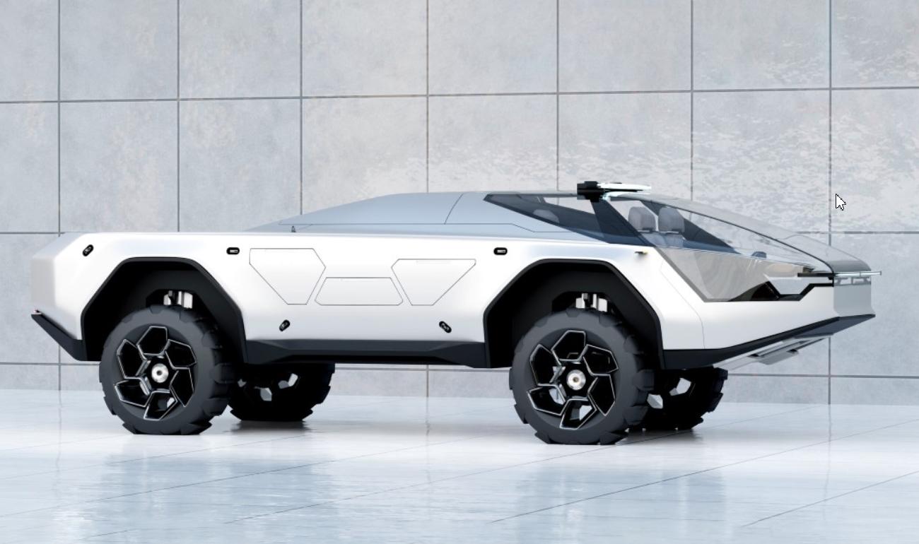 coches con tecnología avanzada: Rover, Mercedes-Benz EQS, Tesla Model S Plaid y otros 3
