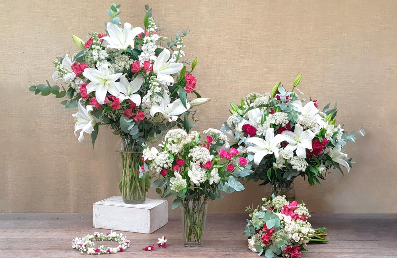 Cómo elegir arreglos florales para funerales 3