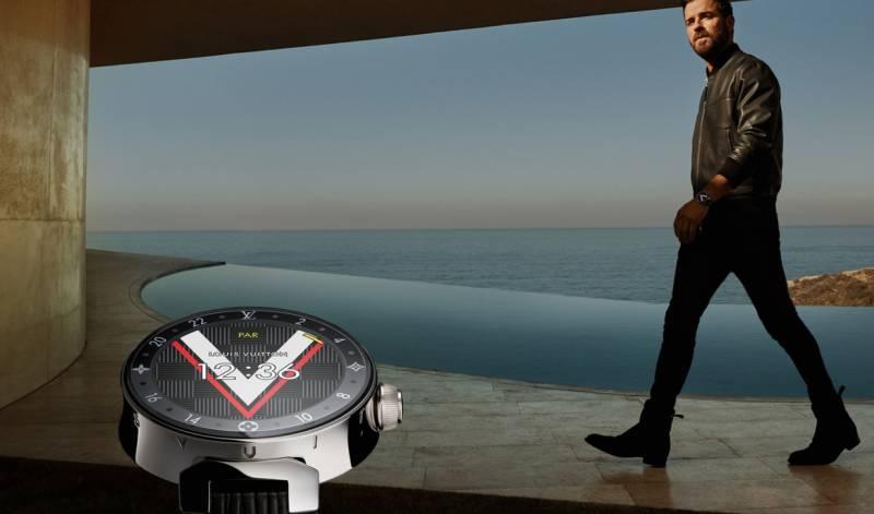 reloj conectado DE LOUIS VUITTON - Tambour Horizon 3