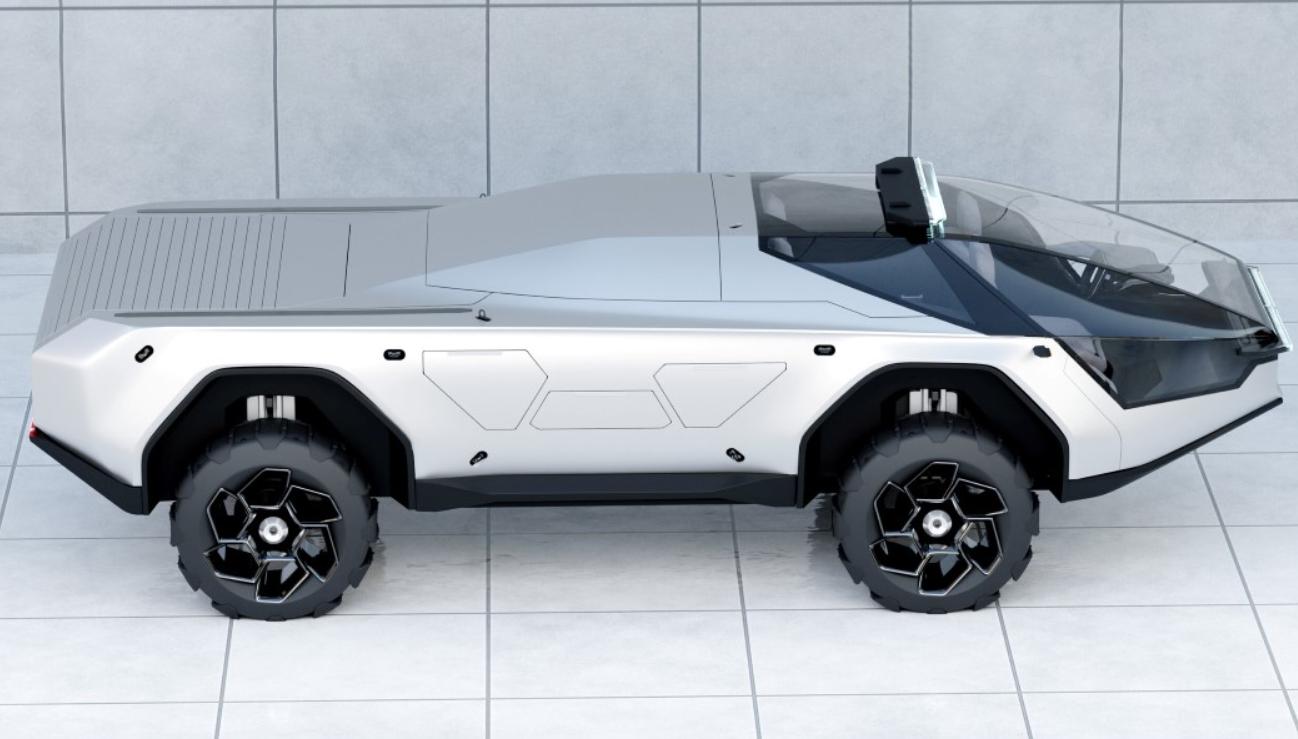 coches con tecnología avanzada: Rover, Mercedes-Benz EQS, Tesla Model S Plaid y otros 2
