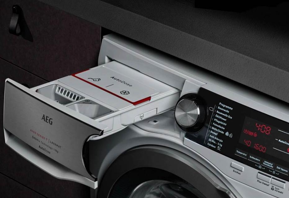 las tecnologías innovadoras de la lavadora aeg 1