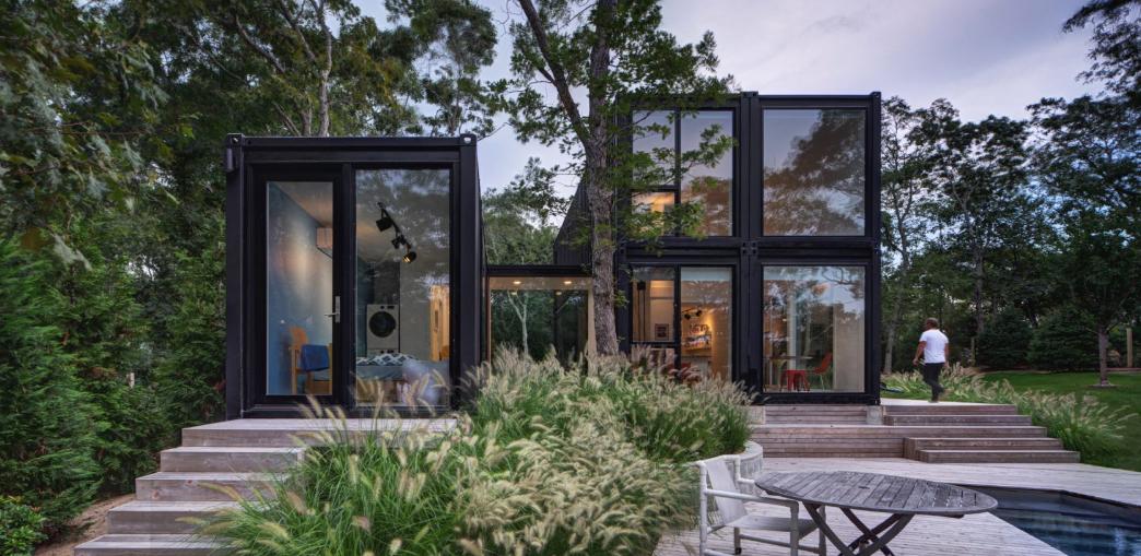 Estas pueden ser también casas vacacionales baratas: MB Architecture 1