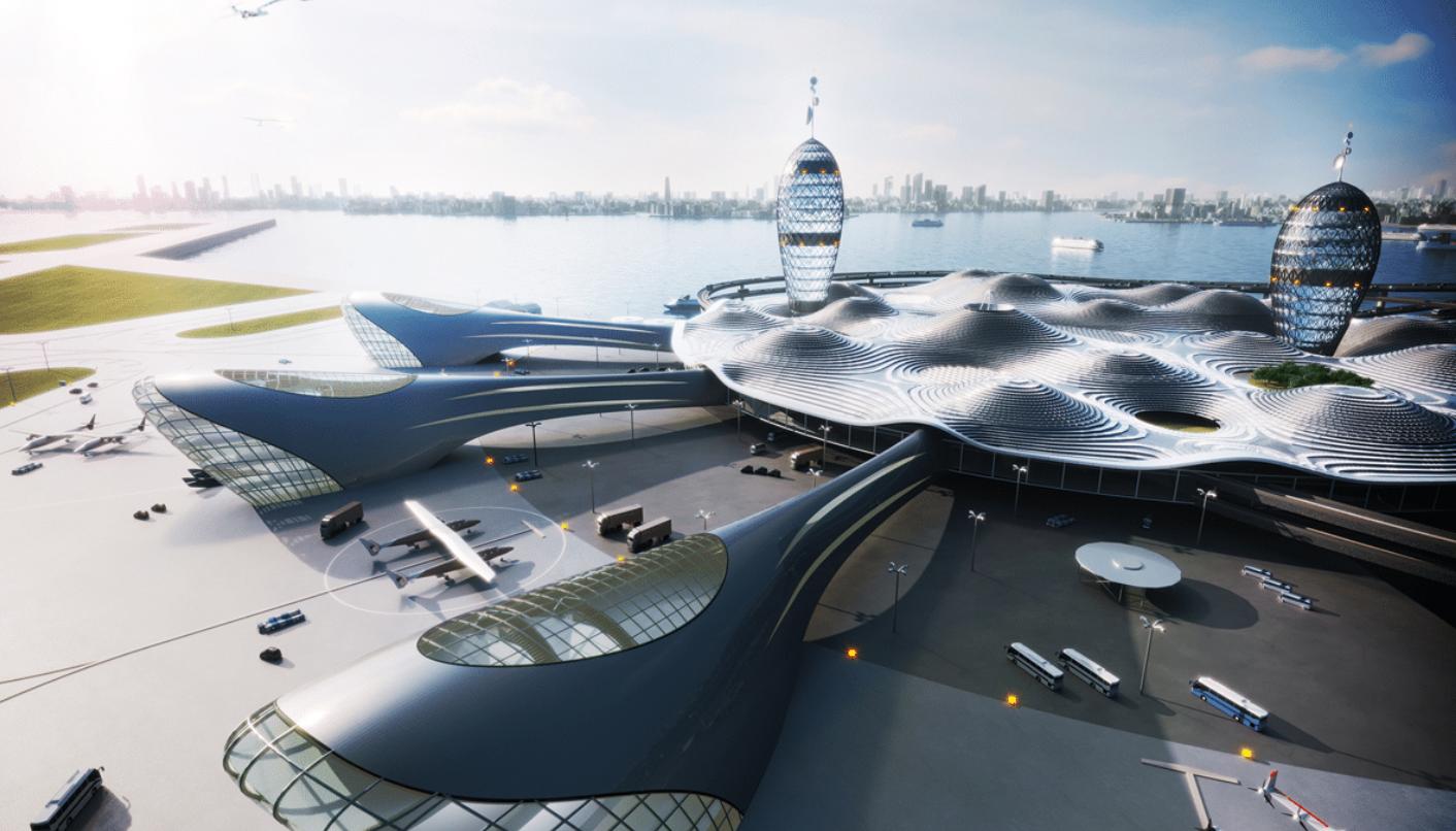 spaceport city new mexico:los vuelos, de la ciencia ficción a la realidad 2