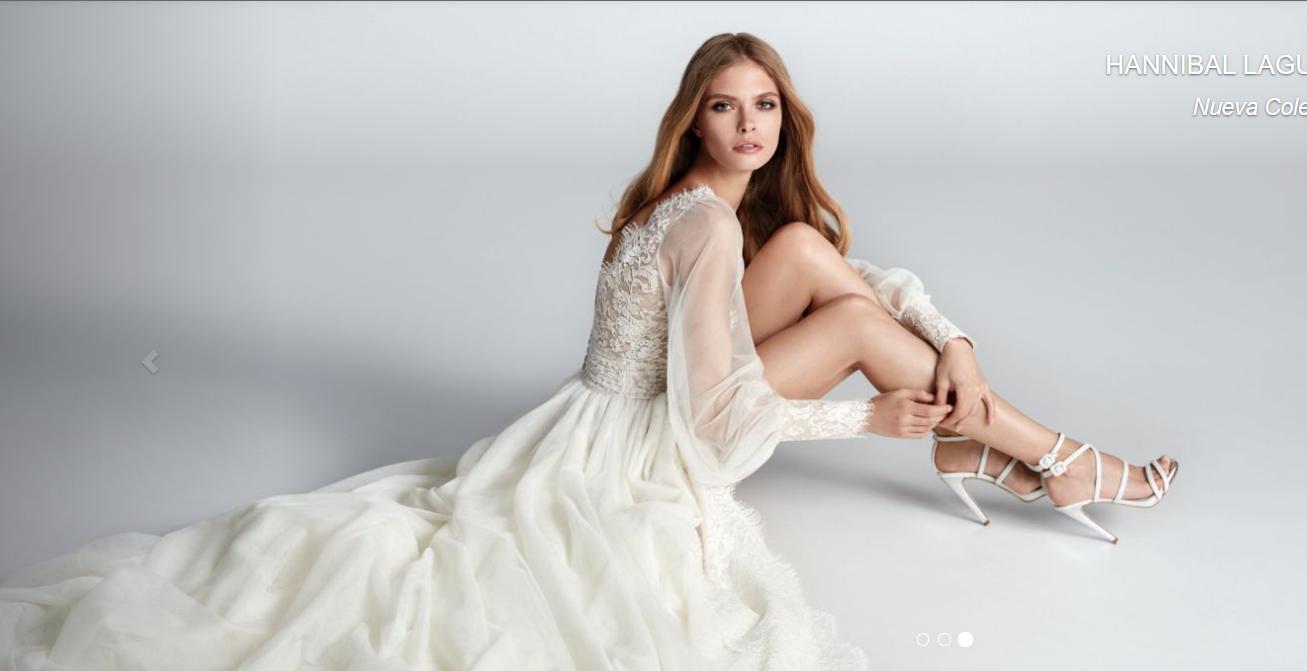 Dedicados a la venta de vestidos de novia:higar novias 4