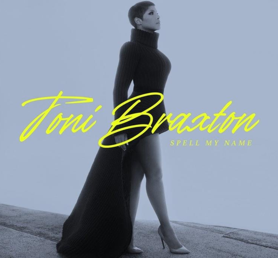Toni Braxton publica su nuevo álbum, 'Spell My Name' 2