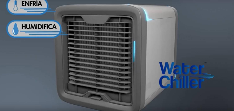 mejores climatizadores portatiles - Water Chiller 3