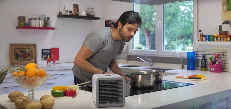 mejores climatizadores portatiles - Water Chiller 2