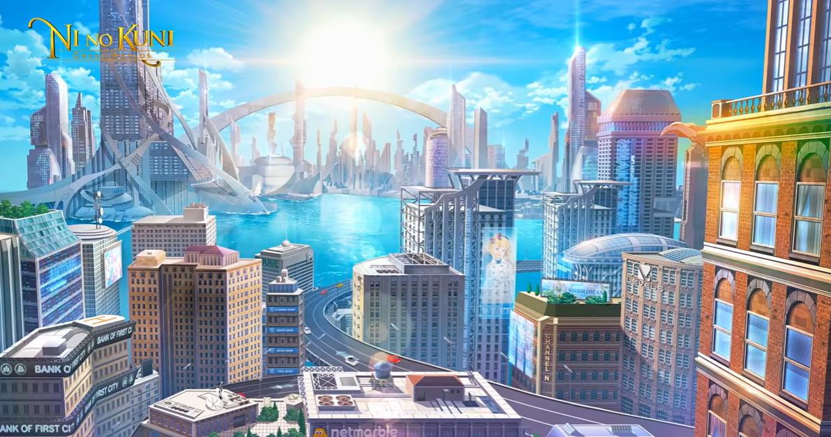 ni no kuni cross worlds trailer:programado para este año en Japón 3
