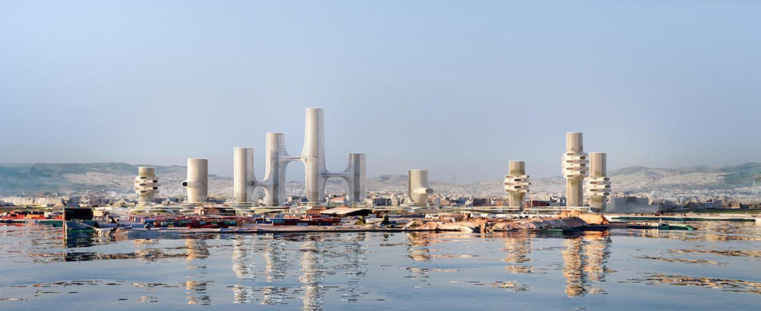 Así es la futura Salónica en los concursos de arquitectura abiertos 1