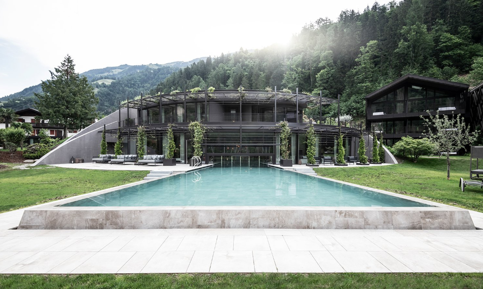 Apfelhotel Torgglerhof - Saltaus - Tirol del Sur Noa * - red de arquitectura 6