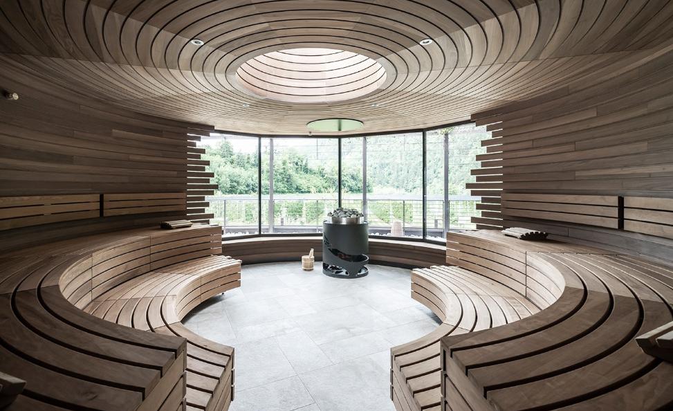Apfelhotel Torgglerhof - Saltaus - Tirol del Sur Noa * - red de arquitectura 2