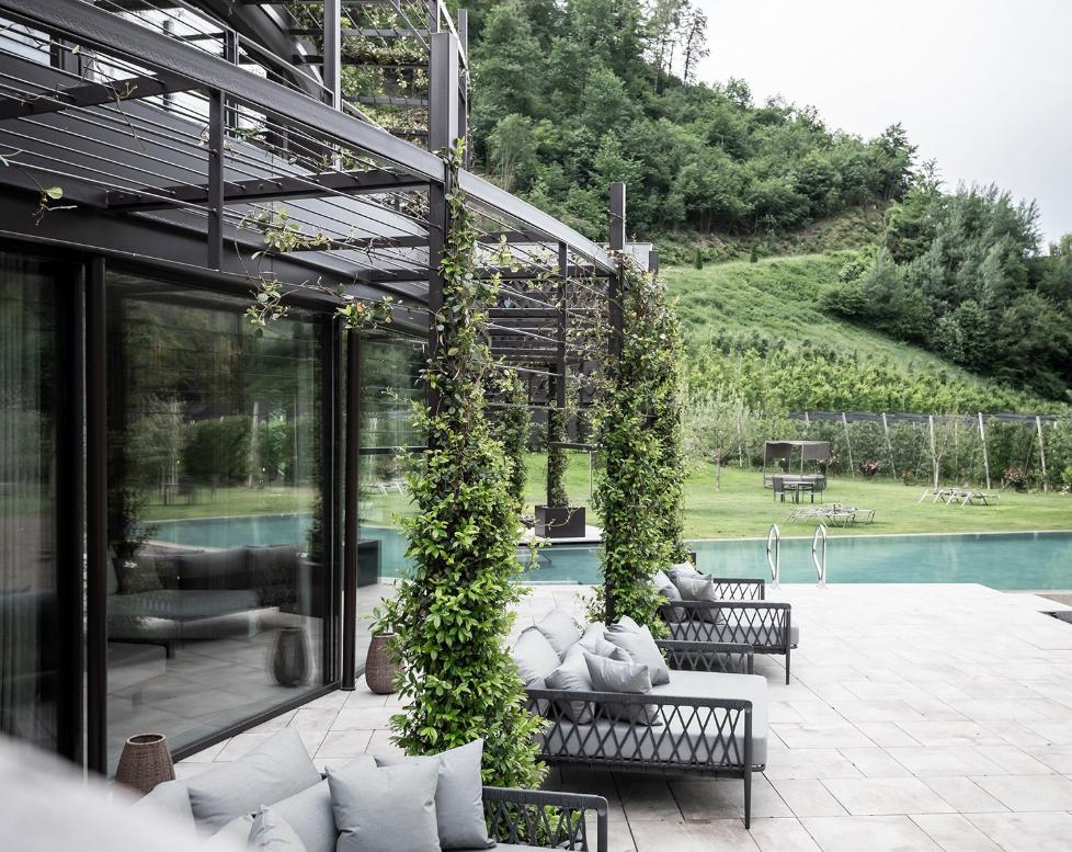 Apfelhotel Torgglerhof - Saltaus - Tirol del Sur Noa * - red de arquitectura 1