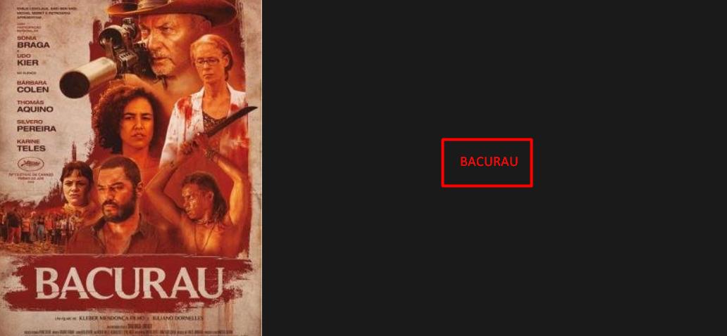 bacurau trailer: un buen western futurista, gore y surrealista 2