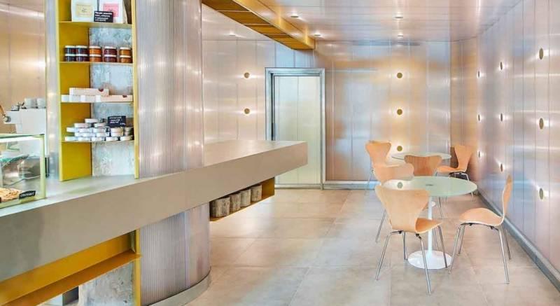 restaurantes de estética industrial en Barcelona - L'Atelier 4