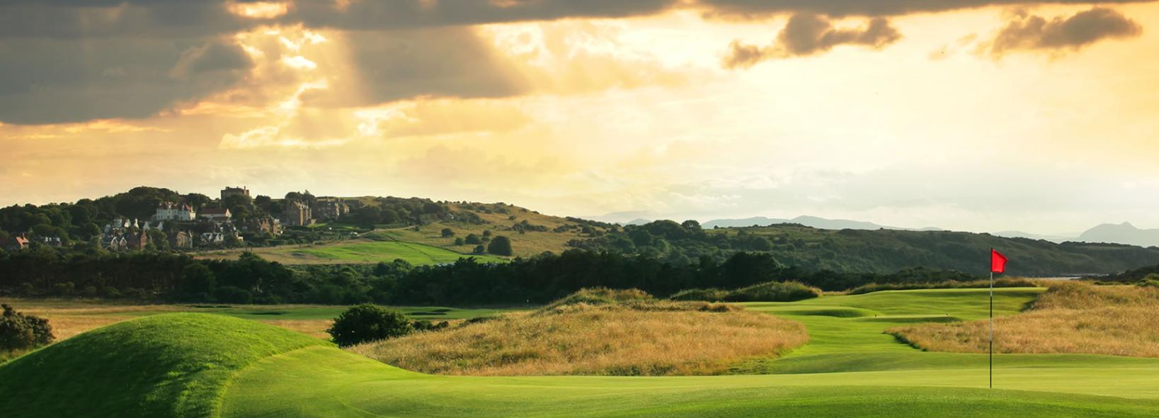 los mejores campos de golf del mundo: muirfield golf scotland 2