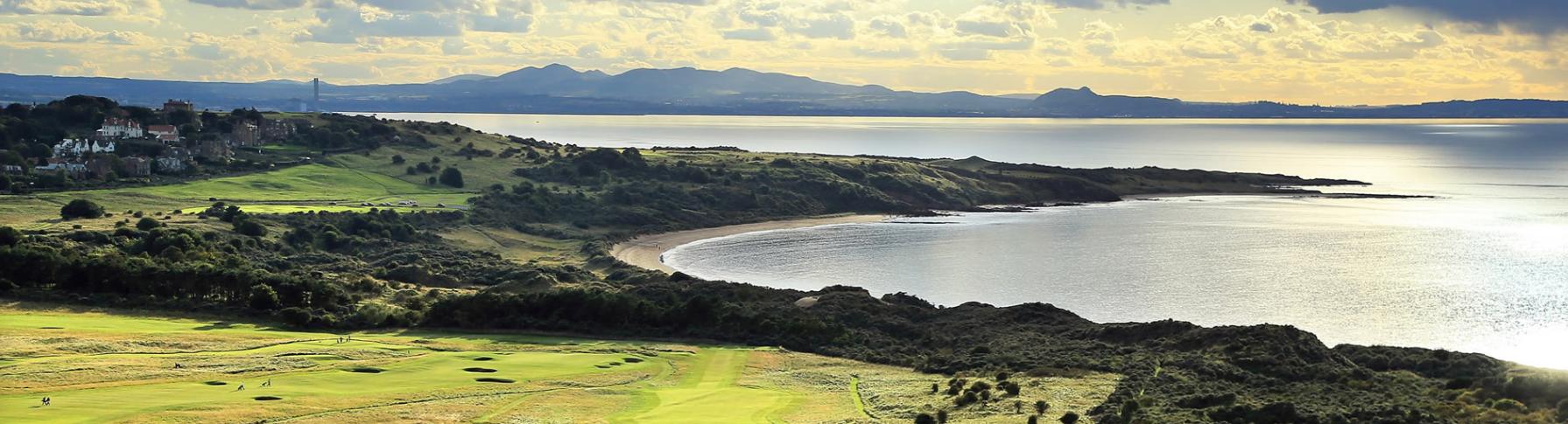 los mejores campos de golf del mundo: muirfield golf scotland 1