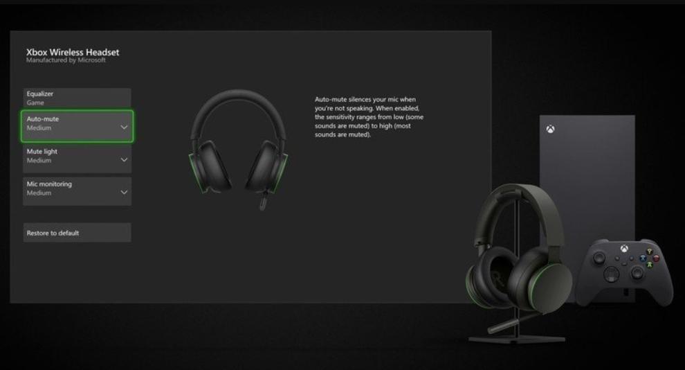 Microsoft lanzó el nuevo auricular inalámbrico Xbox 1