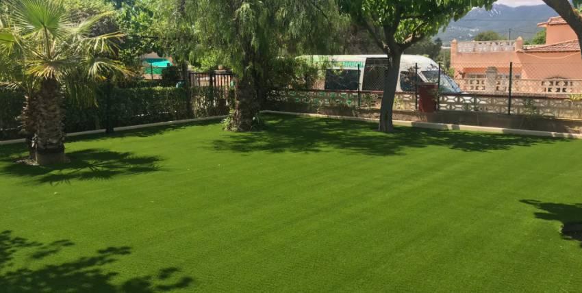 Césped Artificial,una tendencia en alza para jardines 2