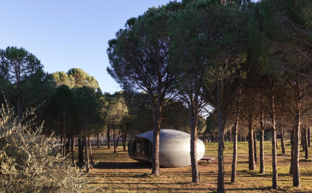 una casa de vinos ubicada en Cataluña en España, Le Chalet Nova 3