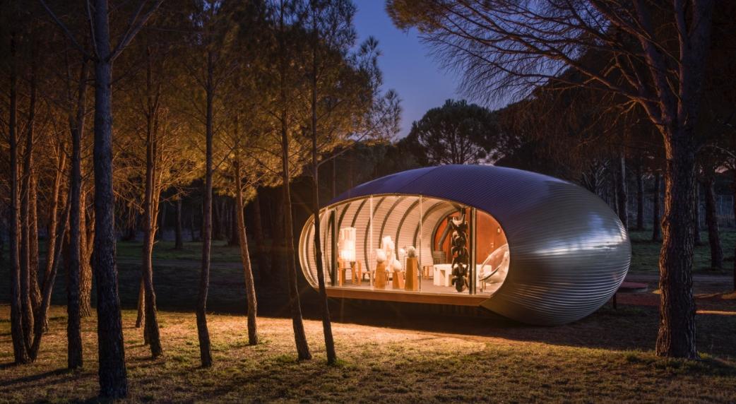 una casa de vinos ubicada en Cataluña en España, Le Chalet Nova 1