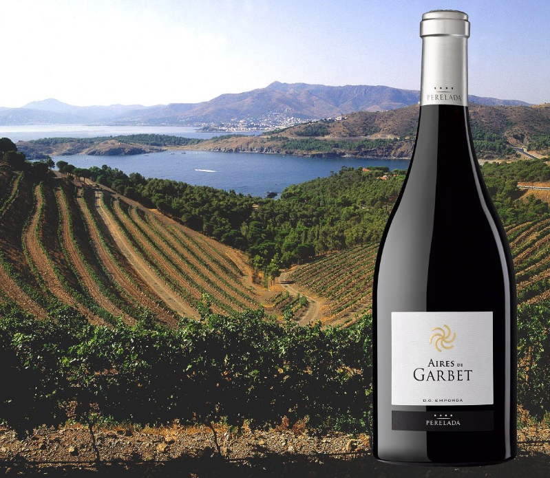 de uno de los viñedos más espectaculares de la Península: Garbet 1