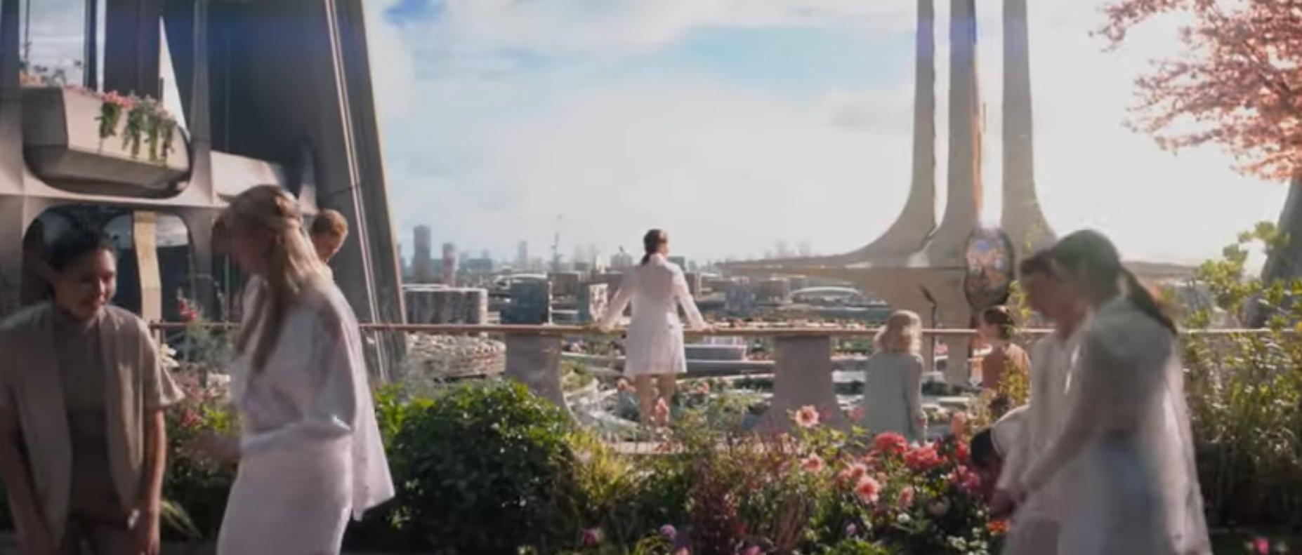 brave new world serie crítica:el planeta feliz que se estrenó en HBO Portugal 3