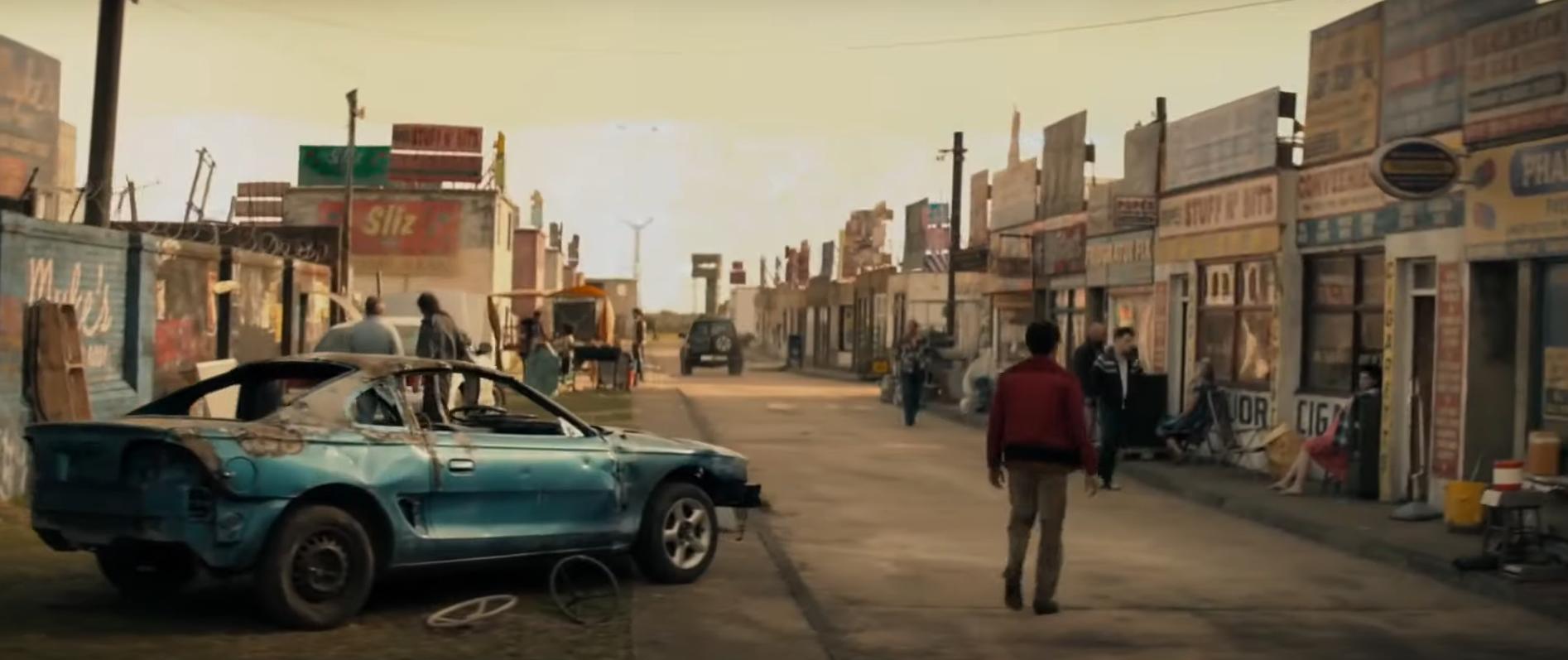 brave new world serie crítica:el planeta feliz que se estrenó en HBO Portugal 2