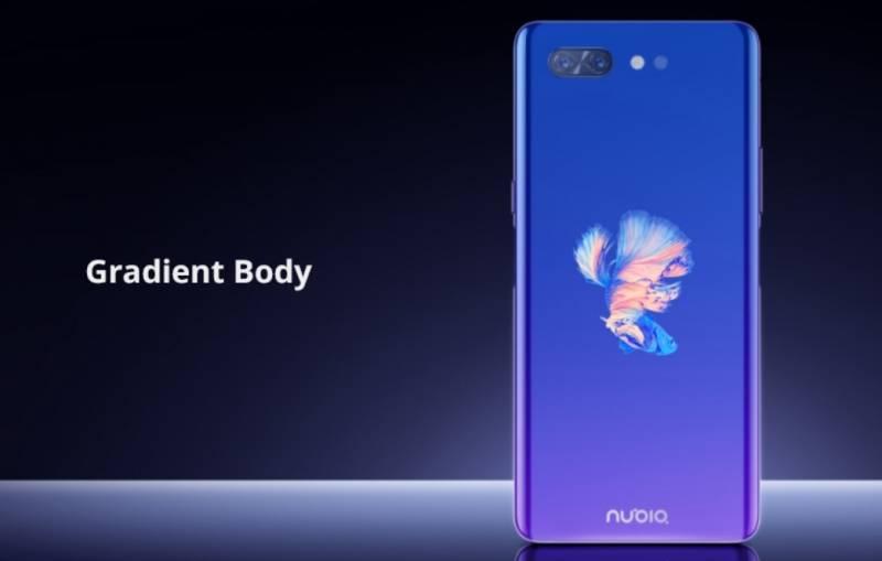 Geekbuying - Nuevo código descuento - Smartphone Nubia X 4G por solo $382,99 3