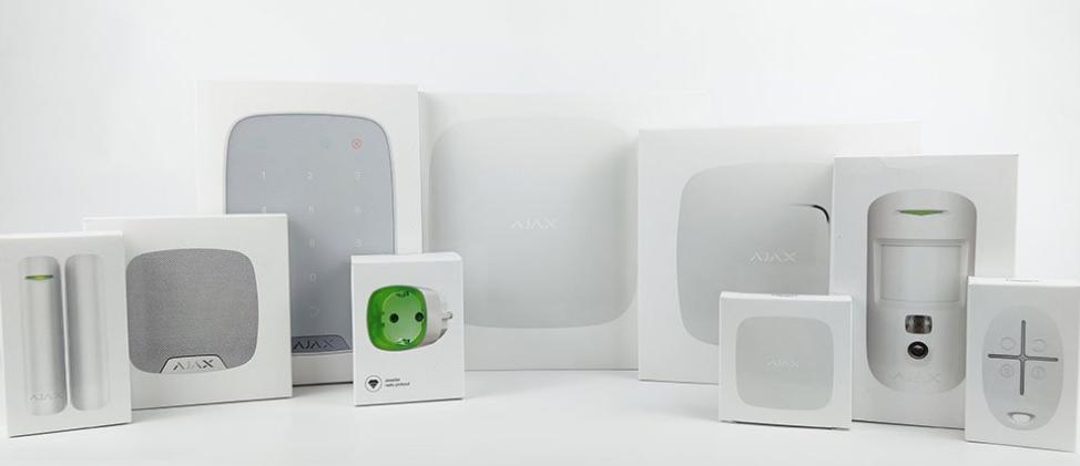 productos ajax alarma:sistema inalámbrico de seguridad 7