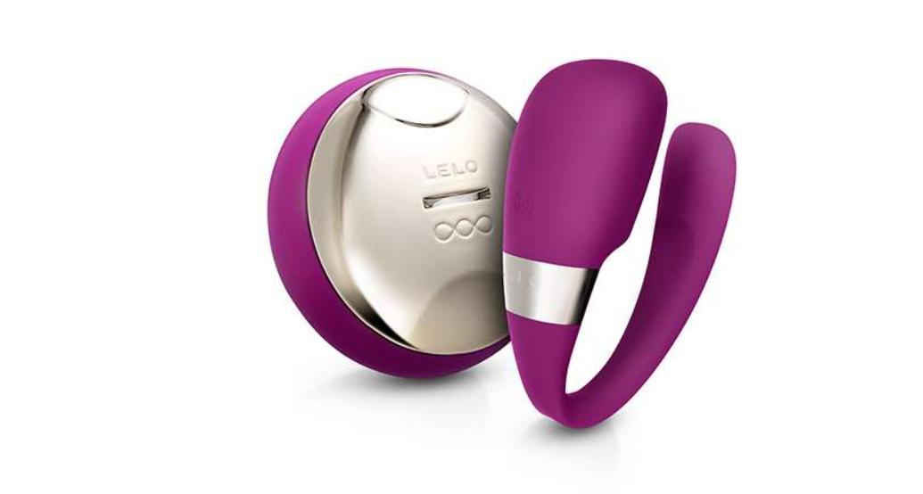 Tiani 3:un vibrador que está diseñado para ser compartido en pareja 1