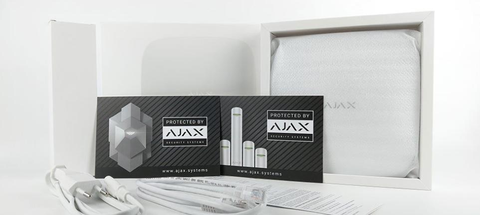 productos ajax alarma:sistema inalámbrico de seguridad 5