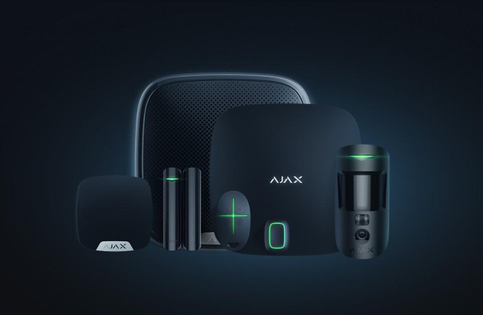 productos ajax alarma:sistema inalámbrico de seguridad 1
