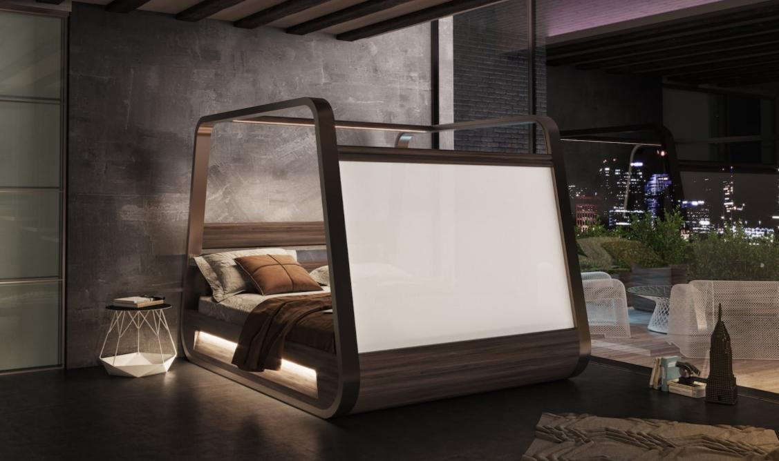 1 cama inteligente para usos imaginativos:HiBed de Hi-Interiors 2