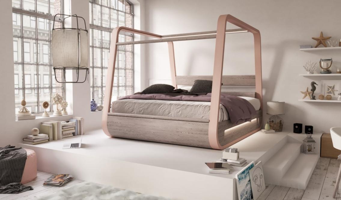 1 cama inteligente para usos imaginativos:HiBed de Hi-Interiors 1
