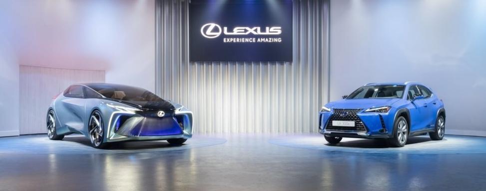 Los Lexus del 2020 - debutan en Ginebra 1