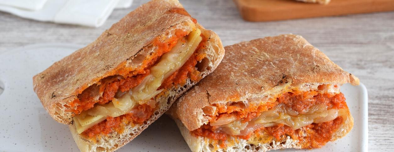 de panadería panes y manjares: bocadillo de Almussafes 1
