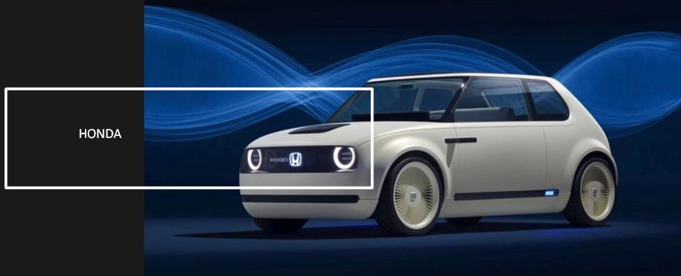 Honda-e:el primer vehículo eléctrico de la marca. 4