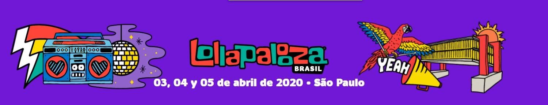 Lollapalooza Brasil -tres, cuatro y cinco de abril en Interlagos, São Paulo 3