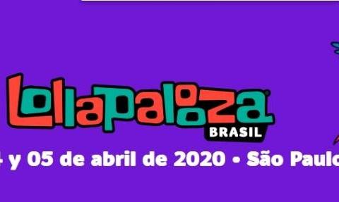 Lollapalooza Brasil -tres, cuatro y cinco de abril en Interlagos, São Paulo 16
