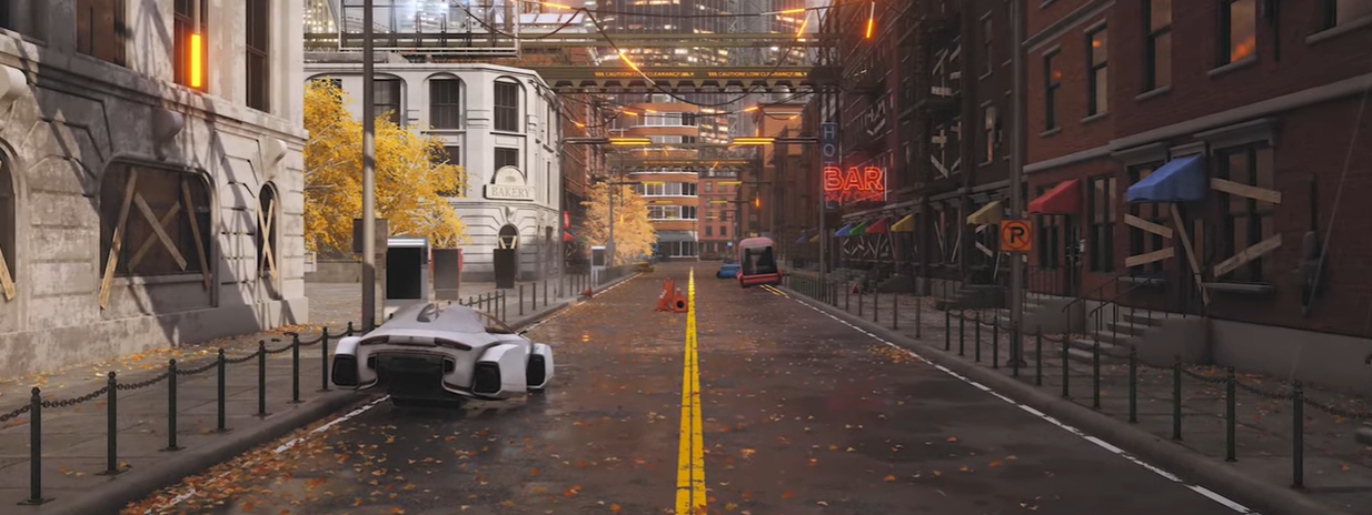 La aventura The Uncertain: Light at the End es de los mejores juegos de ciencia ficción 1