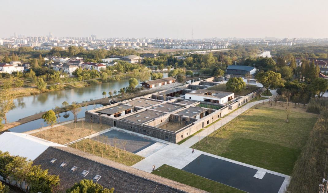 neri&hu architects shanghai:diseño de interiores, planificación maestra... 2