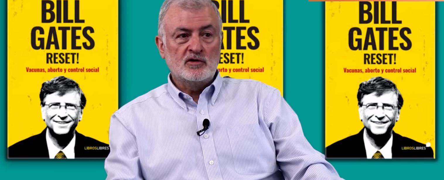libro bill gates reset: ¿bill gates contra el exceso de población? 2