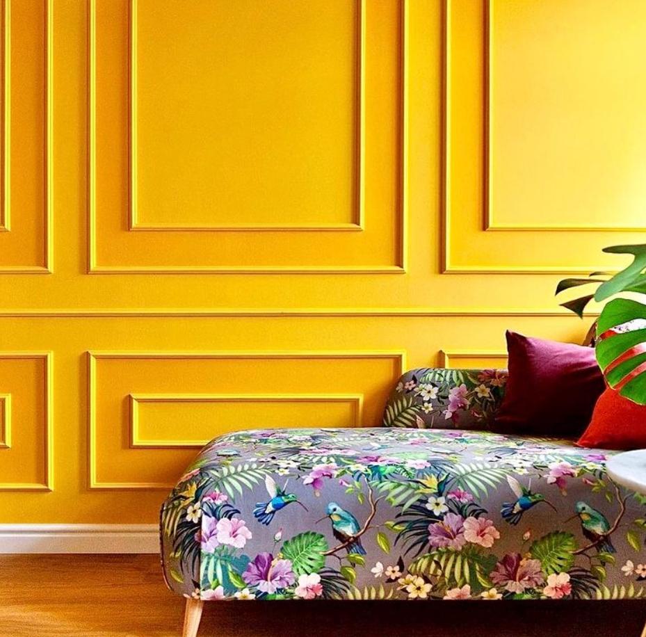 pintura profesional y colores de moda para paredes 2021 2