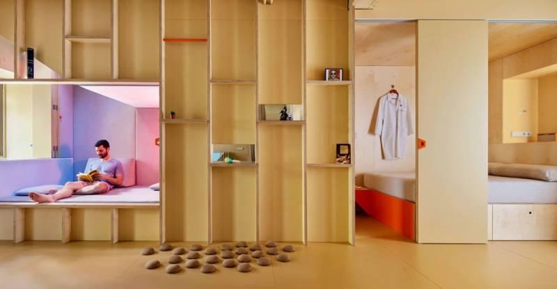 Screenshot 9 1 - eL MINIPISO EN MADRID DEL estudio Husos Architects