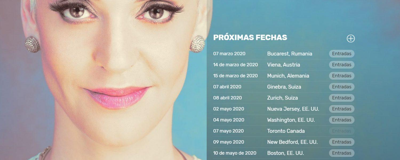 Mariza en 2020 - nuevo álbum en primavera. - LO + MUSICA 1