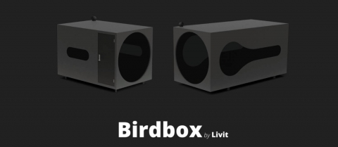 Birdbox - la cabaña minimalista para aventureros. 16