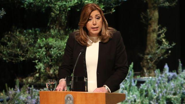 Susana Díaz representa como nadie al PSOE que no quiere la gente
