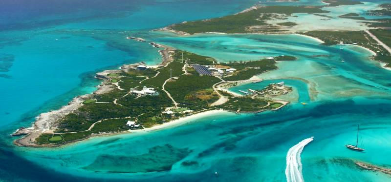 TOP VILLAS: OVER YONDER CAY HOTEL 1