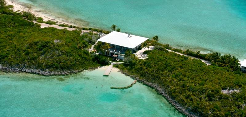 TOP VILLAS3 - TOP VILLAS: OVER YONDER CAY HOTEL