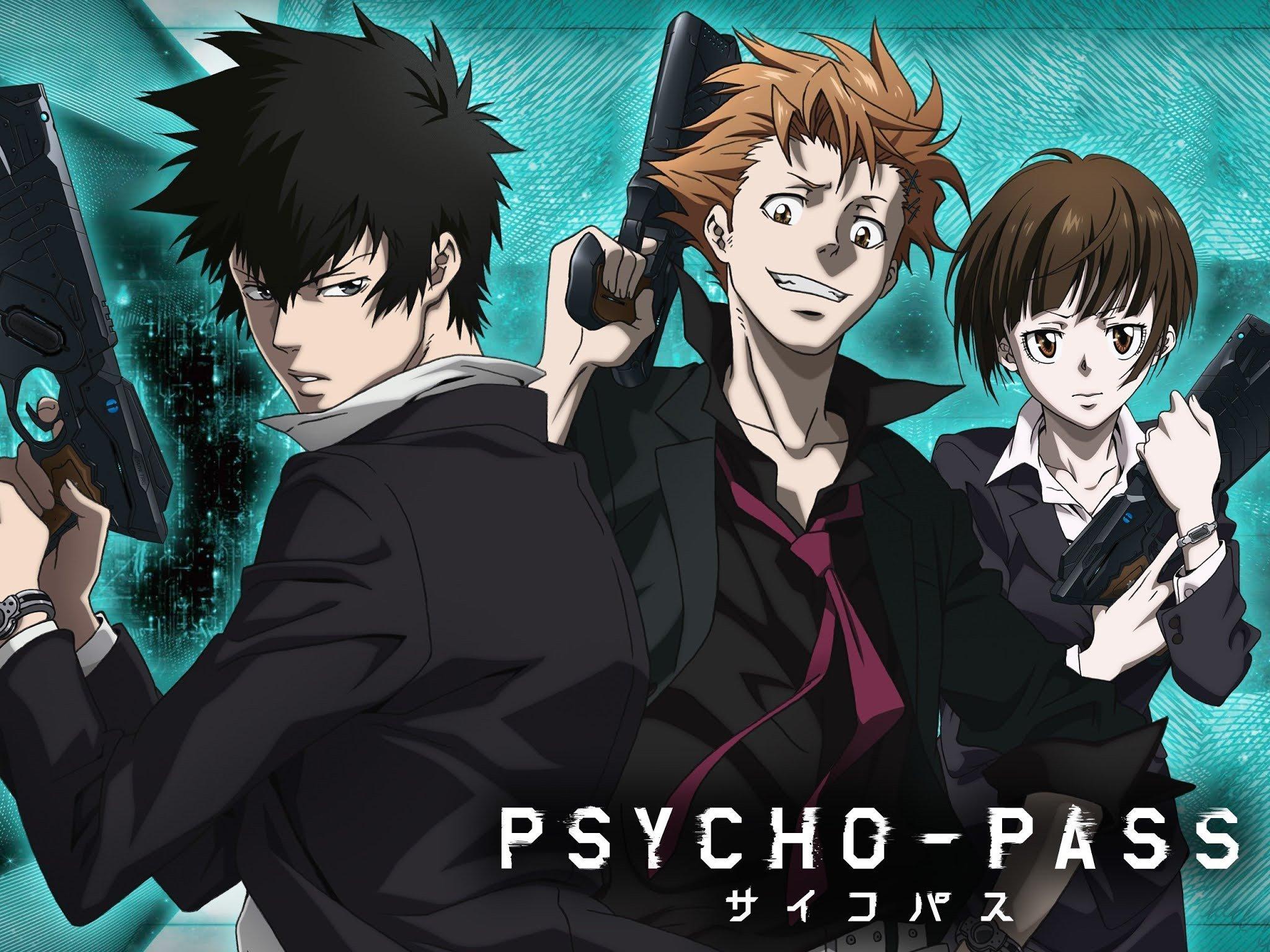 Personajes y películas anime netflix:akane psycho pass 2